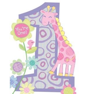 Age 1 Giraffe Peaceable Kingdom