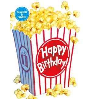Popcorn Peaceable Kingdom