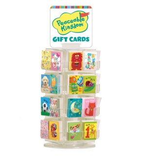 Gift Enclosure Display|Peaceable Kingdom