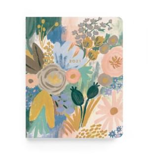 2021 Luisa Appointment Notebook Calendar