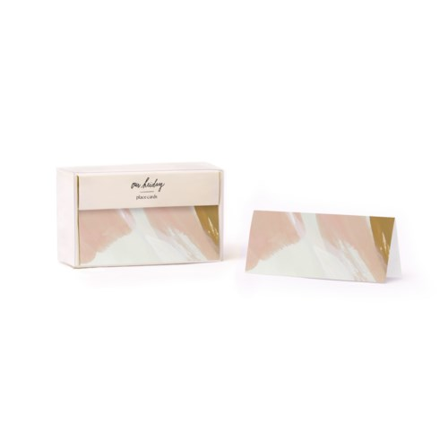 Peach Skies Place Cards (Set of 12)