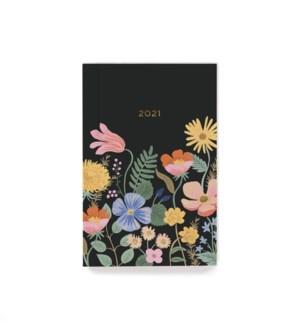 2021 Strawberry Fields Pocket Planner Calendar