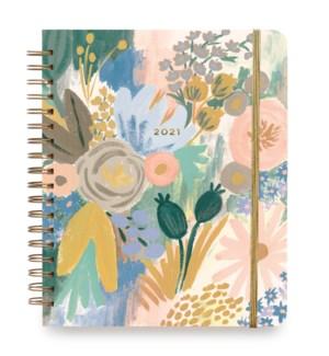 2021 Luisa Hardcover Spiral Planner Calendar