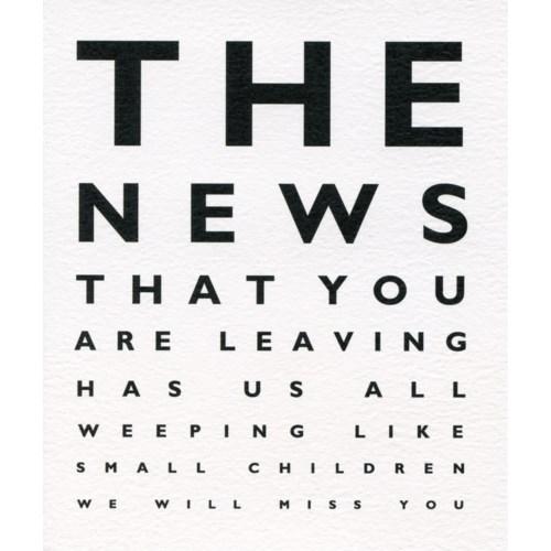 The news|Portfolio