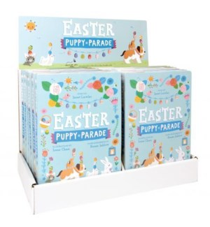 Easter Puppy Parade Prepack 10/Pc