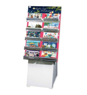 Summer 2020 Prepack Panoramic  63 Pcs Includes 3 Offset