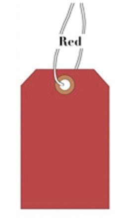 Tag-Red (pk of 10)|Presto