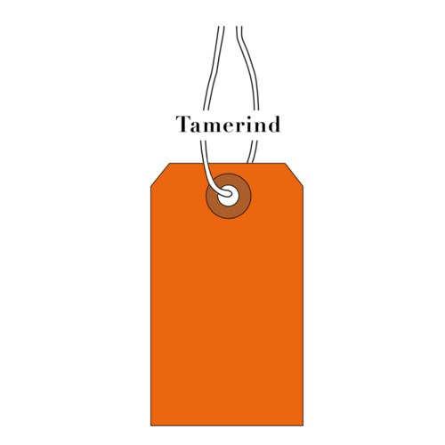 Tag-Tamarind-Orange (pk of 10)|Presto