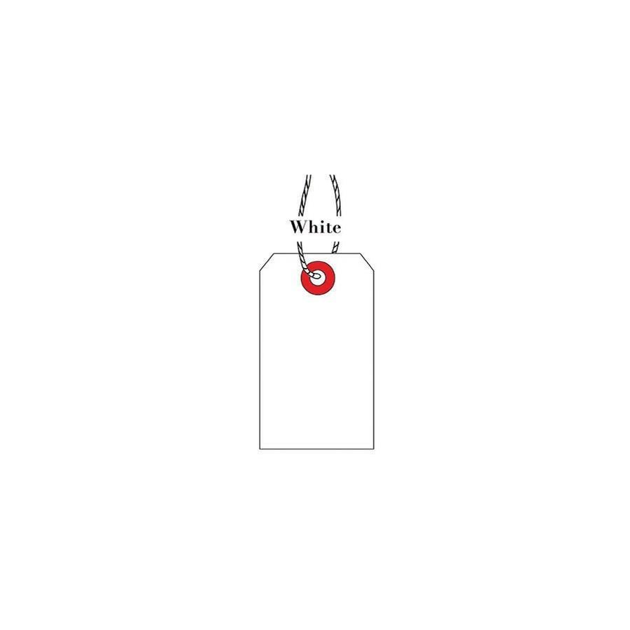 tag-White Paper (pk of 10)|Presto
