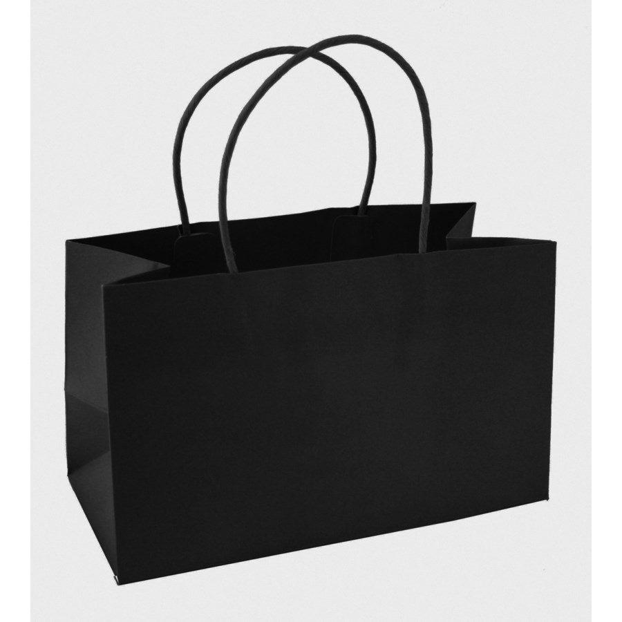 BAG-Black Tote|Presto