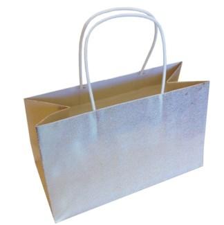 Gold Tiny Dot Texture Kraft Bag|Presto