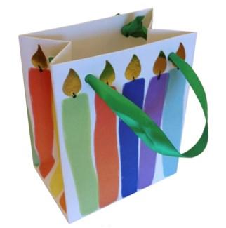 Birthday Candles Kraft Tiny Bag|Presto