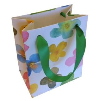 Watercolour Flowers Tiny Bag|Presto