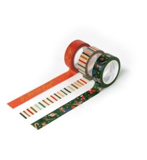 Nutcracker Paper Tape