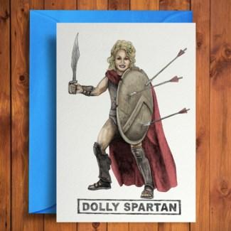Dolly Spartan  Quite Good