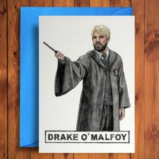 Drake O'Malfoy  Quite Good