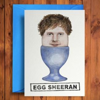 Egg Sheeran  Quite Good