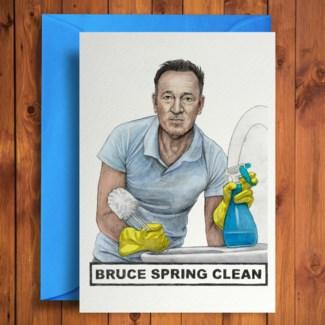 Bruce Spring Clean  Quite Good