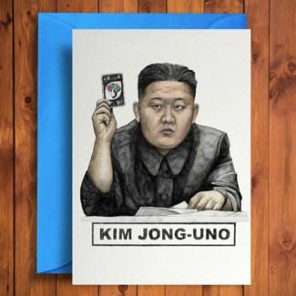 Kim Jong Uno  Quite Good