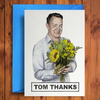 Tom Thanks  Quite Good