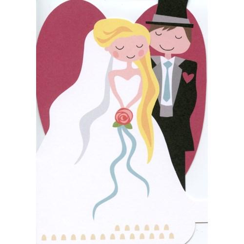 Wedding Couple 5x7|Quire