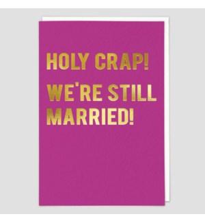 Holy Crap|Redback Cards