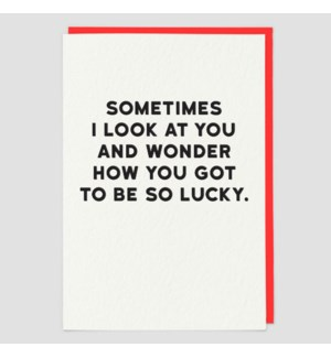 Lucky|Redback Cards