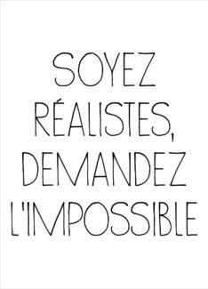Demandez L'impossible 5x7|Retrospect