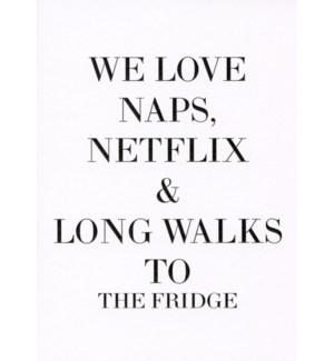 We love naps|Retrospect