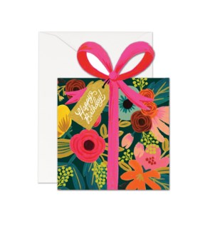 Birthday Present Card|Z