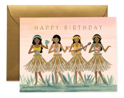 Hula Birthday|Z