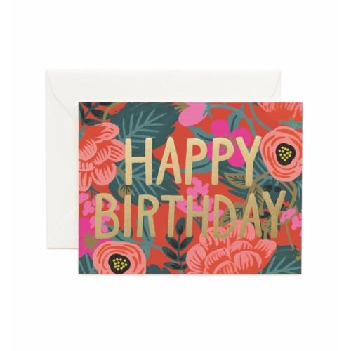 Poppy Birthday|Z