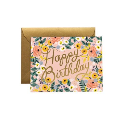 Rosé Birthday|Z