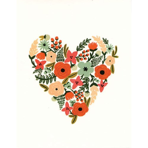 Floral Heart Z