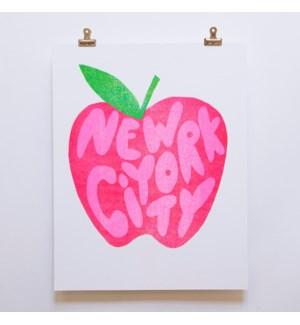 Riso Print - New York City