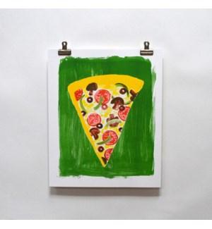 Riso Print - Pizza