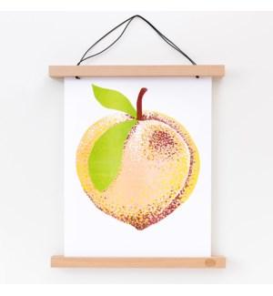Riso Print - Peach
