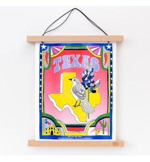 Riso Print - Texas