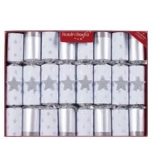 """Silver Magic Stars - 8 x 10"""""""