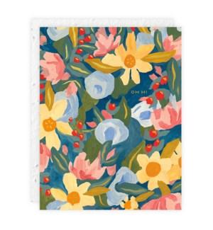 Smushy Floral|Seedlings