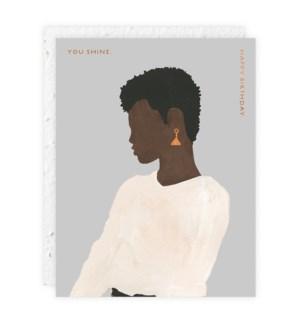Girl In White Sweater|Seedlings