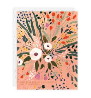 Bursting Flowers|Seedlings