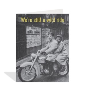 Wild Ride|PEC Studio