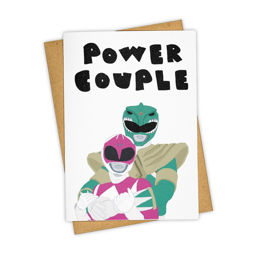 Power Couple 5x7|Tay Ham