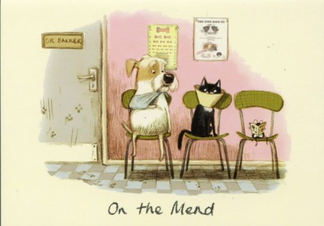 On the Mend|Two Bad Mice