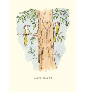 Love Birds|Two Bad Mice