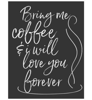 Bring Me Coffee|Think of Me