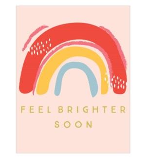 Feel Brighter Soon|Think of Me