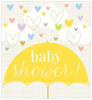 Baby Shower Umbrella|Think of Me Designs