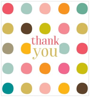 Thank You Spots|Think of Me Designs